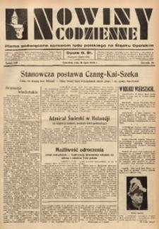 Nowiny Codzienne, 1936. R. 26, nr 160