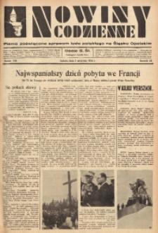 Nowiny Codzienne, 1936. R. 26, nr 204
