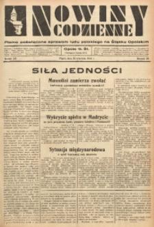 Nowiny Codzienne, 1936. R. 26, nr 215