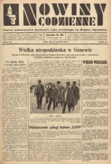 Nowiny Codzienne, 1936. R. 26, nr 221
