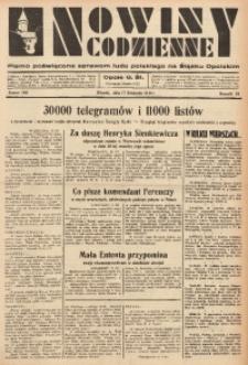 Nowiny Codzienne, 1936. R. 26, nr 266