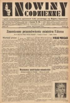 Nowiny Codzienne, 1936. R. 26, nr 270