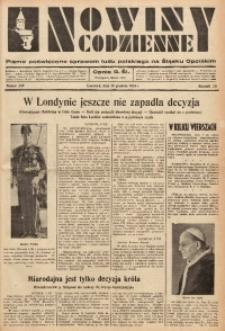 Nowiny Codzienne, 1936. R. 26, nr 284