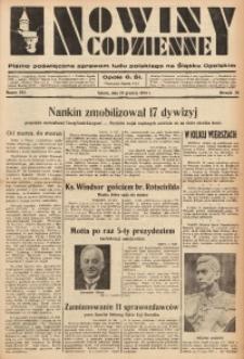 Nowiny Codzienne, 1936. R. 26, nr 292