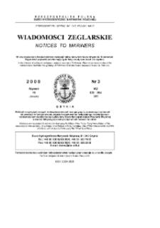 Wiadomości Żeglarskie