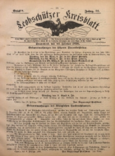 Leobschützer Kreisblatt, 1896, Jg. 54, St. 8