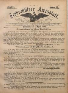 Leobschützer Kreisblatt, 1896, Jg. 54, St. 14