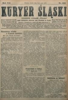 Kuryer Śląski, 1915, R. 7 [właśc. 9], nr 100