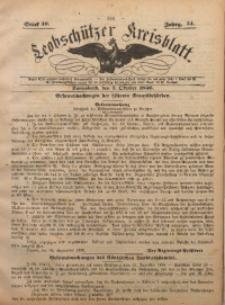 Leobschützer Kreisblatt, 1896, Jg. 54, St. 40