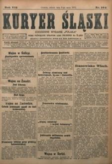 Kuryer Śląski, 1915, R. 7 [właśc. 9], nr 104