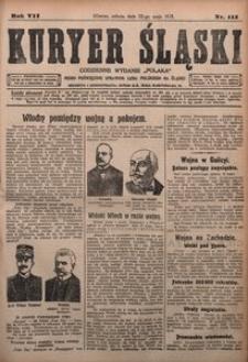 Kuryer Śląski, 1915, R. 7 [właśc. 9], nr 115