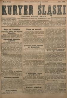 Kuryer Śląski, 1915, R. 7 [właśc. 9], nr 121