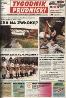 Tygodnik Prudnicki : gazeta powiatowa : Prudnik, Biała, Głogówek, Lubrza. R. 12, nr 16 (543).
