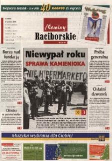 Nowiny Raciborskie. R. 13, nr 52-53 (662-663).