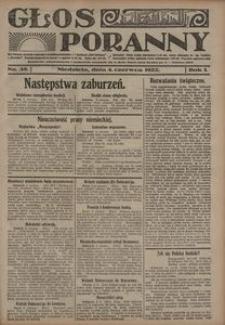 Głos Poranny, 1922, R. 1, nr 58