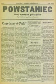 Powstaniec, 1919, nr 5