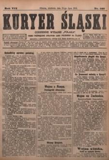 Kuryer Śląski, 1915, R. 7 [właśc. 9], nr 167