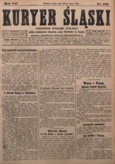 Kuryer Śląski, 1915, R. 7 [właśc. 9], nr 169