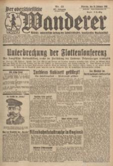 Der Oberschlesische Wanderer, 1930, Jg. 102, Nr. 41