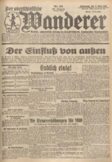 Der Oberschlesische Wanderer, 1930, Jg. 102, Nr. 55
