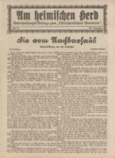 Am Heimischen Herd, 1930, Jg. 102, Nr. 17