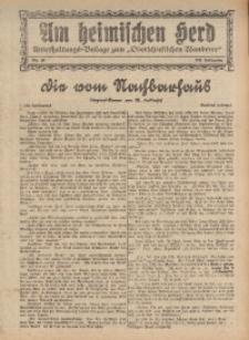 Am Heimischen Herd, 1930, Jg. 102, Nr. 25