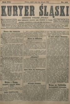 Kuryer Śląski, 1915, R. 7 [właśc. 9], nr 177