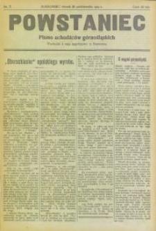 Powstaniec, 1919, nr 7
