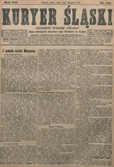Kuryer Śląski, 1915, R. 7 [właśc. 9], nr 181