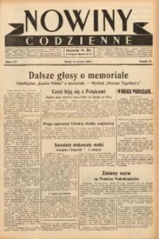 Nowiny Codzienne, 1938, R. 28, nr 131
