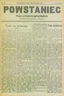 Powstaniec, 1919, nr 11