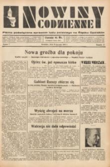 Nowiny Codzienne, 1937, R. 27, nr 7