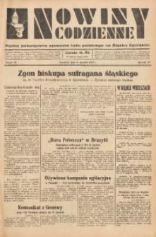 Nowiny Codzienne, 1937, R. 27, nr 10