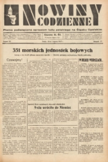 Nowiny Codzienne, 1937, R. 27, nr 50