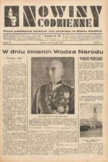 Nowiny Codzienne, 1937, R. 27, nr 63