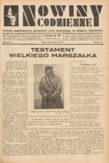 Nowiny Codzienne, 1937, R. 27, nr 64