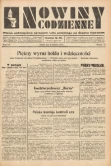 Nowiny Codzienne, 1937, R. 27, nr 81