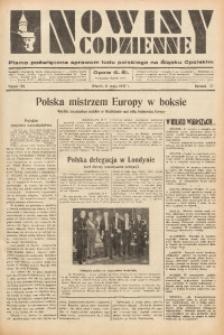 Nowiny Codzienne, 1937, R. 27, nr 105