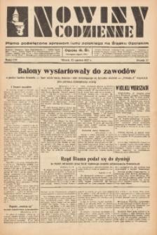 Nowiny Codzienne, 1937, R. 27, nr 139