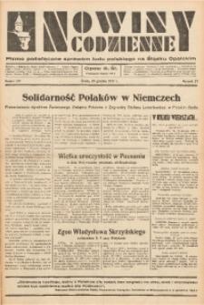 Nowiny Codzienne, 1937, R. 27, nr 297