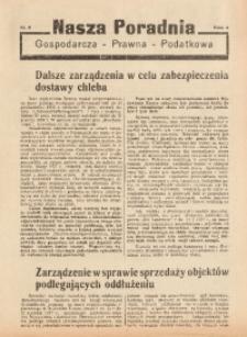 Nasza Poradnia, 1937, R. 4, nr 2