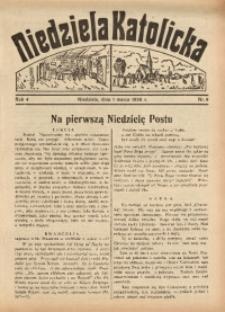 Niedziela Katolicka, 1936, R. 4 [właśc. 5], nr 9