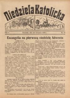 Niedziela Katolicka, 1936, R. 4 [właśc. 5], nr 48