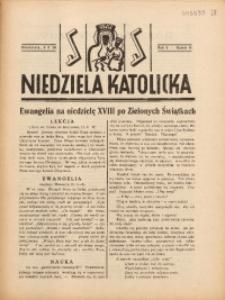 Niedziela Katolicka, 1938, R. 6 [właśc. 7], nr 41