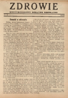 Zdrowie, 1935, nr 5