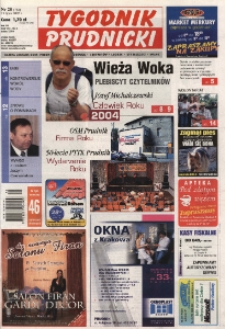 Tygodnik Prudnicki : gazeta lokalna gmin [...]. R. 16, nr 28 (763).