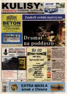 Kulisy Powiatu Kluczbork - Olesno 2013, nr 37 (509).