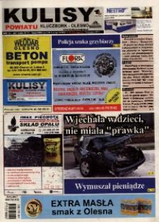 Kulisy Powiatu Kluczbork - Olesno 2013, nr 38 (510).