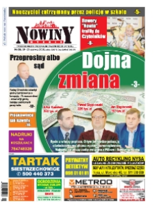 Nowiny Nyskie 2018, nr 25.