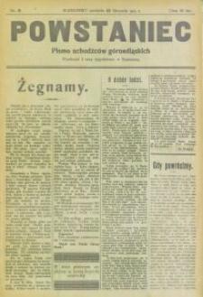Powstaniec, 1919, nr 21